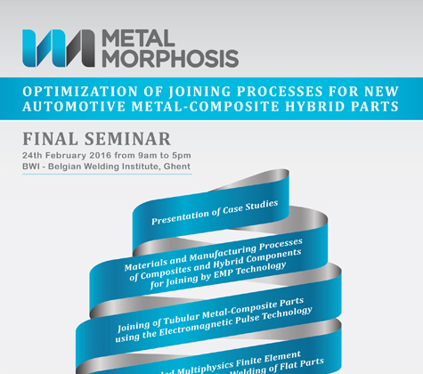 METALMORPHOSIS FINAL SEMINAR